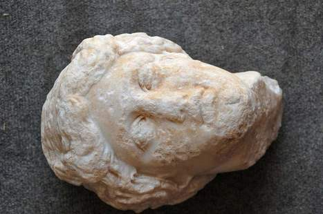 Aphrodite smiles on UNL archaeological dig in Turkey | Archaeology News | Scoop.it