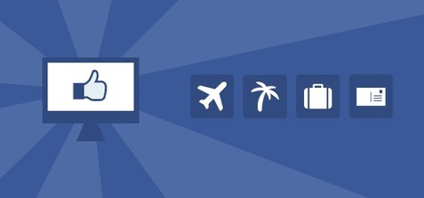 Travel is the most talked about topic on Facebook | Tourism Social Media | Scoop.it