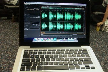 "Finally...Top Voiceover Recording Software, ""Adobe Audition for MAC"" Available...for real!! Try It For Free During Beta - VU 