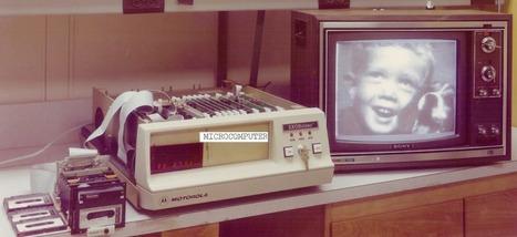 Le premier appareil photo numérique aurait pu être commercialisé en 1975 (mais Kodak a refusé) | Instantanés | Scoop.it