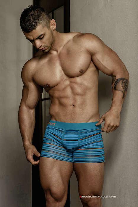 Sexy Arad Winwin Shirtless by Armando Adajar | Male Model | Scoop.it