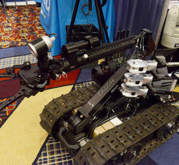 More ground robots to serve alongside soldiers soon | Managing the Transition | Scoop.it