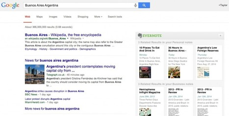 5 Tips to Find Notes Faster With Evernote's Advanced Search | Evernote, gestion de l'information numérique | Scoop.it