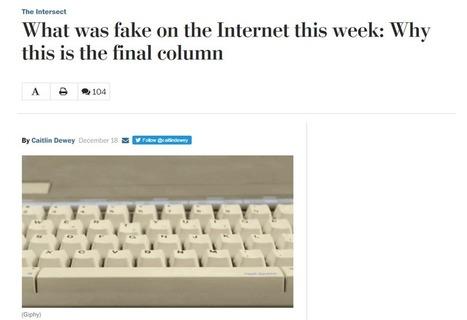 Contre les rumeurs en ligne, un vain combat | Média et société | Scoop.it