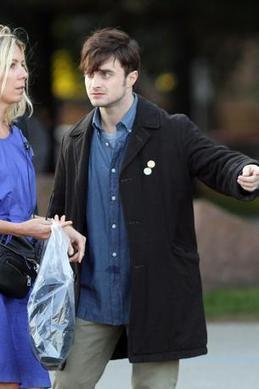 Daniel Radcliffe sul set del suo nuovo film | JIMIPARADISE! | Scoop.it
