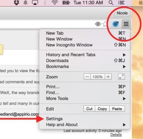 Google Drive Tips and Tricks - Appirio | Modersmål | Scoop.it