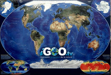 Qué es Igeo.tv - Igeo.tv | televisión de noticias | Scoop.it