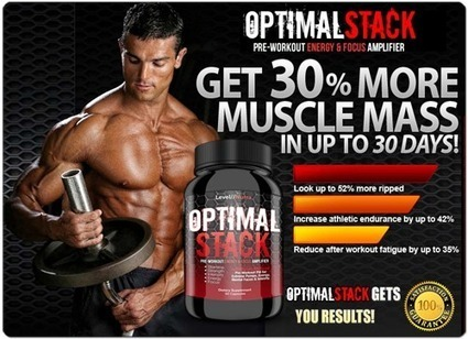 Optimal Stack Muscle Building Reviews – Get Free Trial Now | It also helps improve sexual performance | Scoop.it