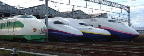 7 raisons pour lesquels les trains japonais sont différents | Infos insolites | Scoop.it
