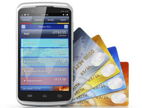 Paiement sur mobile, les grandes manoeuvres commencent | m-commerce | Scoop.it