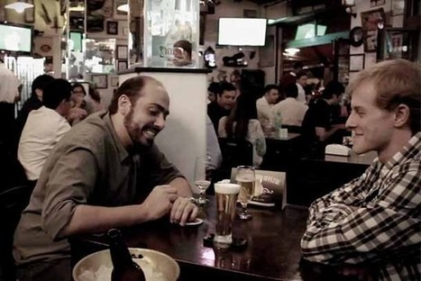 Le premier verre qui vous empêche d'utiliser votre Smartphone au restaurant ! | Les infos du Web | Scoop.it