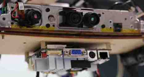 Google gets into 3D mapping with Project Tango | UAV | Scoop.it