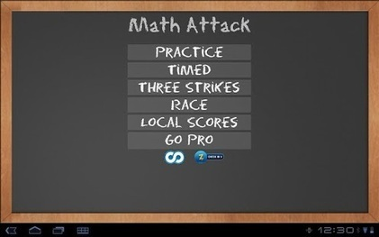Math Attack - Android Apps on Google Play | WeeklY Research | Scoop.it