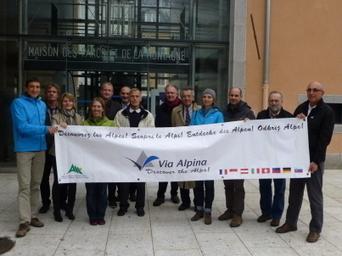 Grande traversée des Alpes : un site pour construire son itinéraire | montagne | Scoop.it