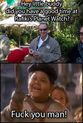 What Kids Really Think About Rafiki's Planet Watch | DCP | Walt Disney World | Scoop.it