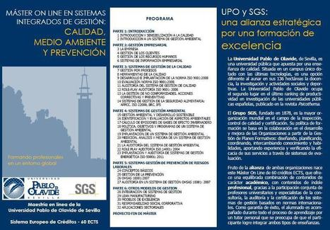 Antonio Oriol Martín Martín: Estructura detallada de la nueva norma ISO 9001:2015   Sistemas de Gestión.   Scoop.it