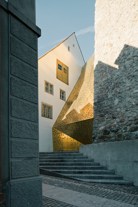 Extension and renewal of the Rapperswil-Jona municipal museum | [THE COOL STUFF] | Scoop.it