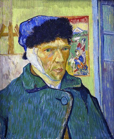L'oreille de Van Gogh, un mystère enfin percé? | Arts et FLE | Scoop.it