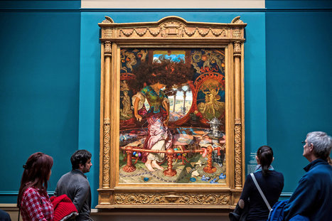 'Pre-Raphaelites' at National Gallery of Art | Fin de siglos... | Scoop.it