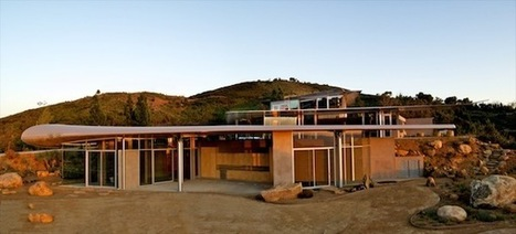 Home Made From a Recycled Boeing 747 | Casa Pasiva | Passive House | Scoop.it