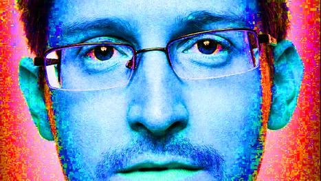 Edward Snowden montre au monde qu'il n'a PAS PEUR de l'avenir - Politique - Numerama | actions de concertation citoyenne | Scoop.it