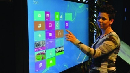 MultiTouch unveils 42- and 55-inch fully integrated Windows 8 interactive displays | MobileandSocial | Scoop.it