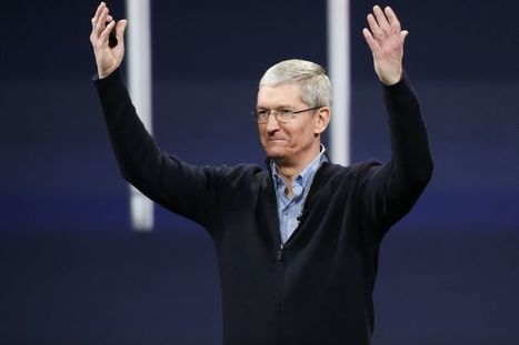 Another big investor bought up about $1 billion in Appleshares | Technology | Scoop.it