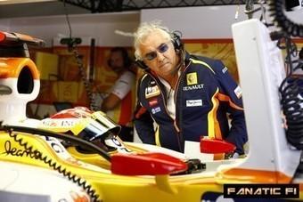 Championnat F1 : Flavio Briatore et les moteurs   Auto , mécaniques et sport automobiles   Scoop.it