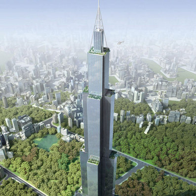 [WOW !] World's tallest tower will be built in 90 days, says Chinese construction firm | The Architecture of the City | Scoop.it