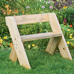 How to Build a Leopold Bench: Organic Gardening | ideas verdes | Scoop.it