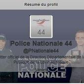 La police ouvre des comptes Twitter dans cinq départements pilotes | Community Manager Métiers et Outils | Scoop.it