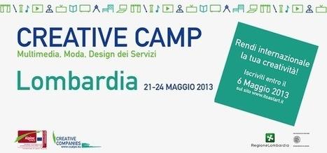 CCAlps Creative Camp Lombardia | IT'S A START | Comune di Milano | Scoop.it