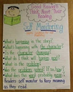 WeAreTeachers: 21 Anchor Charts That Teach Reading Comprehension | Languages, ICT, education | Scoop.it