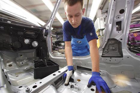 BMW: 3D-Druck schont Mitarbeiter   3D Druck   Scoop.it