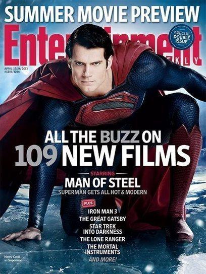 Advertising 'Man of Steel' | AS Sociology | Scoop.it