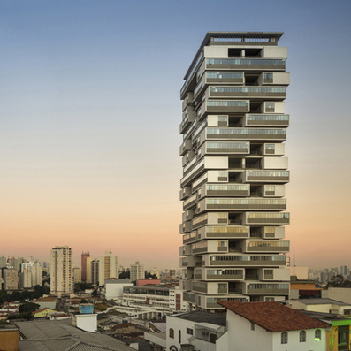 360º Building by Isay Weinfeld | Real Estate Brazil | Scoop.it