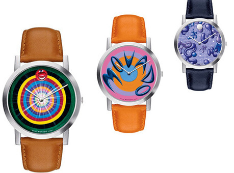 Movado x Kenny Scharf Watch Collection • Highsnobiety | Kenny Scharf | Scoop.it