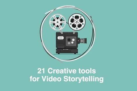 21 Creative Tools for Video Storytelling & Brand Marketing | OnMarketing: topics for professional service marketers | Scoop.it