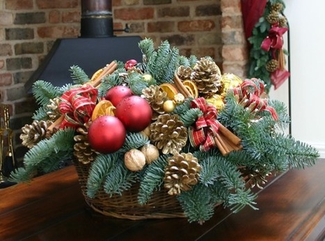 Flowers24Hours: The Perfect Christmas Flower Gift | Same Day Flowers Delivery in London | Scoop.it