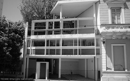La forma aparente en Casa Curutchet | TECNNE - Arquitectura y contextos | Marcelo Gardinetti | Scoop.it