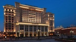 INTERNATIONAL: Historic Hotel Moskva Reopens as Four Seasons Hotel Moscow   Commercial Property Executive   International Real Estate   Scoop.it