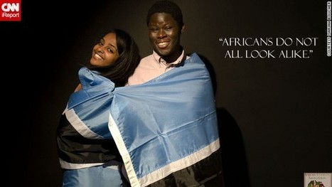 'Africa is not a country': Students' photo campaign breaks down stereotypes | The Other Africa | Scoop.it