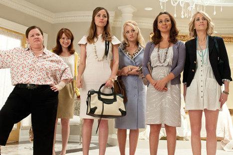 I Rate Films » Bridesmaids | Film reviews | Scoop.it