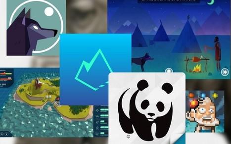 TOP 5 des applis spécial écologie et développement durable Android MT | Rennes - transition énergétique | Scoop.it
