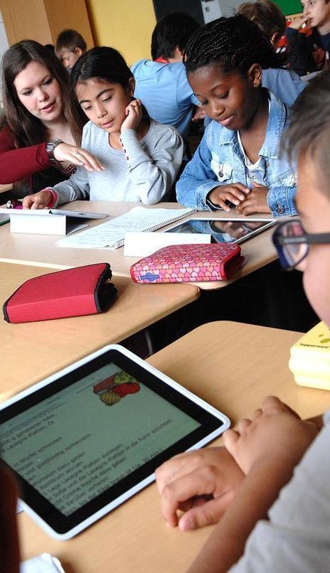 Stadt Neuss (NRW) testet Nutzen von iPads im Unterricht | E-Learning - Lernen mit digitalen Medien | Scoop.it
