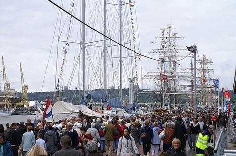 L'Armada de Rouen a 25 ans : son histoire | Bateaux et Histoire | Scoop.it