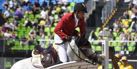 JO de Rio 2016-Équitation : trop brusques avec leurs chevaux, deux cavaliers ont été disqualifiés | Cheval et sport | Scoop.it