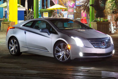 Cadillac Reportedly Closing the Book on the ELR | Nerd Vittles Daily Dump | Scoop.it