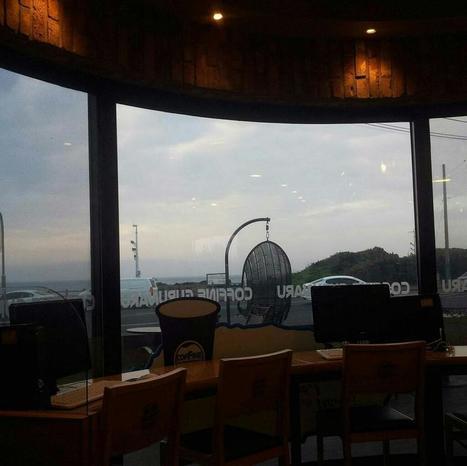 Twitter / djddkf: 2층에서 보는 제주 바다. ... | kangkandd | Scoop.it