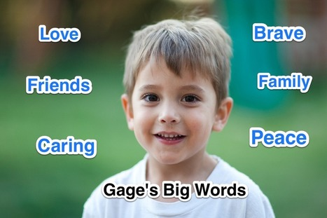 MLK Lesson with Skitch: Our Big Words | Web 2.0 for library | Scoop.it
